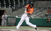 Simpson Hit Lifts Railroaders to Victory, 3-2