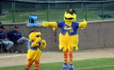Canaries Rally Thwarted, Railroaders Win, 14-8