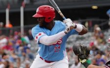 Dogs Rally Late to Down Saltdogs, 5-4