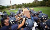Nelson, Defense Lead Knights Slaying of Scots, 41-0