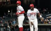 Roache, Barnum Named to American Association All-Star Team