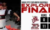 Karch Shuts Down T-Bones, Explorers Even Series, 11-0