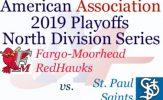 2019 American Association Playoff Preview: Fargo-Moorhead RedHawks vs. St. Paul Saints