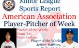 Saints Jeremy Martinez, AirHogs Zhang Tao Honored in Week 16