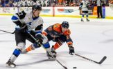Ward Hat Trick Leads Oilers to 5-3 Victory over Thunder