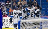 Safin Secures Thunder Victory with Pair of Goals, 5-2