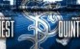 Closer Kiest Returns, Saints Sign Quintana