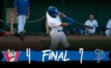 Allen Leads Charge, Saints Rally to Down Goldeyes