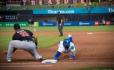 Walker Homers, Dogs Muzzle Goldeyes - American Association Daily