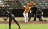 Allemand Walk-Off Homer in 10th Delivers Dogs Win, 8-6