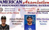 Walker, Devine Awarded Week 7 American Association Honors