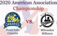 2020 American Association Championship Series Preview: Canaries vs. Milkmen