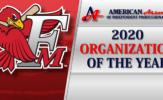 RedHawks Named American Association Organization of the Year