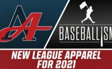American Association Partners with Baseballism to Create Apparel Collection