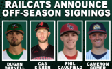 Gary Southshore RailCats Add Four to 2021 Roster