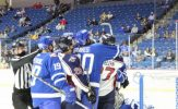 Gillam Leads Thunder to Shootout Victory in Season Opener