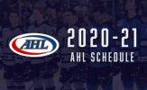 AHL Announces 2020-21 Schedule Beginning February 5