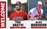 Former Goldeyes Coach Tom Vaeth Named Wild Things Manager