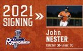 All-Star Catcher John Nester Returns to Railroaders