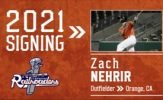 Zach Nehrir Returns to Cleburne Railroaders Outfield