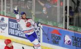 Fournier Propels Thunder Past Allen into First Place, 5-2