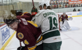 Geekie Nets Pair to Lead Wolves Past Wild, 4-1