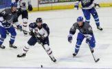 Williams, Oilers Silence Thunder, 4-1; Thunder Drop Fourth Straight