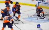 Lane Breaks Thunder Hearts – Again; Oilers Win, 4-3