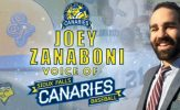Joey Zanaboni Returns to American Association, New Voice of Canaries