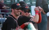 RedHawks McGovern Blanks Railroaders, Canaries Hit Four Homers
