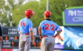 Hobson, Adams Go Back-to-Back to Lead Dogs, 3-2