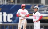 Dogs Rally in 11th to Down Goldeyes, 9-5