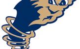 Spencer Griffin: Dust Devil logo