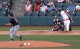 Hernandez Homer Gives Monarchs Late Victory over RedHawks