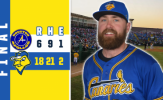Canaries Set Season Highs in Rout of Apollos