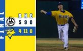 Canaries Swept with 10th Inning Loss to Milkmen