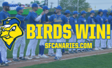 Henry Powers, Ventura Hurls Canaries to Victory in Fargo