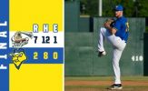 Garkow Dominates But Bullpen Collapses in Loss to RailCats