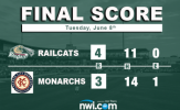 Caufield Delivers Walk-Off Double in 12th for Gary