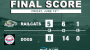 Early Deficit Too Much for RailCats to Overcome, Fall in Chicago