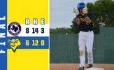 Ulrich Streak Continues in Loss to Railroaders