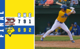 Canaries Buried by Saltdogs, Ulrich Streak Continues