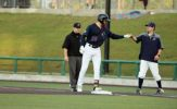 Four-Run Second Propels Railroaders to Victory in Opener