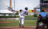 Smith Sets Saltdogs Mark in Loss to Monarchs