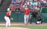 Monarchs Rally to Down Dogs, Martin Sets Goldeyes Record, Henry Leads Canaries