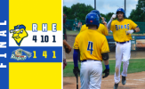 Garkow Tames RailCats to Lead Canaries