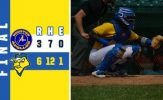 Ventura Dominates, Canaries Hang on for Victory