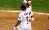 Goldeyes Rally Late to Down RailCats, Even Series