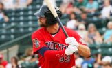 Martin Sets RBI Mark as Goldeyes Rally to Down Cougars
