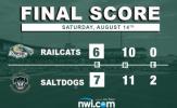 RailCats Comeback Falls Short in Lincoln